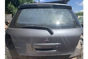 Б/у багажник в сборе с стеклом для Mitsubishi Outlander 2003-2009