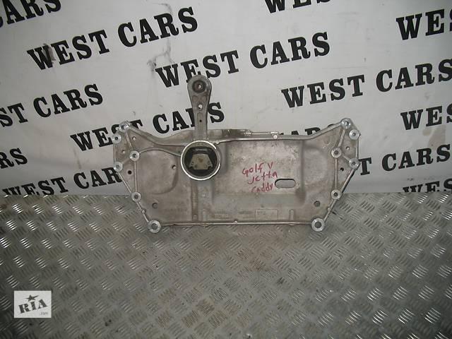 купить бу Б/у балка передней подвески для легкового авто Skoda Octavia A5 Combi 2007 в Луцке