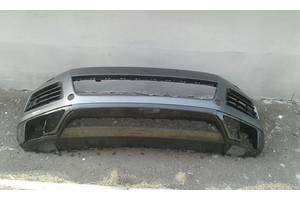 Б/у бампер ОРИГИНАЛЬНЫЙ !!! передний (7P6 807 221) для VW Volkswagen Touareg 2010, 2011, 2012, 2013, 2014