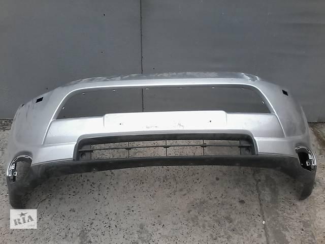 Б/у бампер передний для кроссовера Mitsubishi Outlander- объявление о продаже  в Киеве