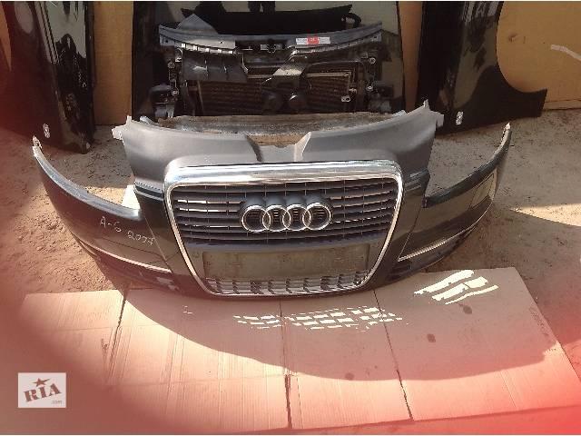 Б/у бампер передний для легкового авто Audi A6- объявление о продаже  в Львове