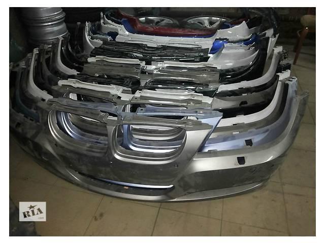 продам Б/у бампер передний для легкового авто BMW 5 Series E 60 бу в Ужгороде