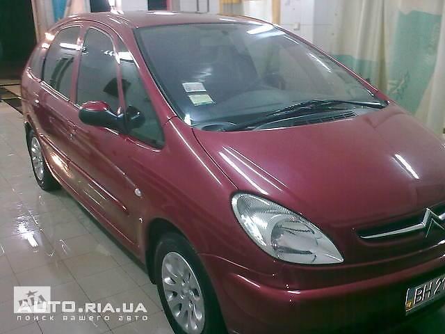 купить бу Б/у бампер передний для легкового авто Citroen Xsara Picasso в Днепре (Днепропетровск)