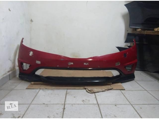 купить бу Б/у бампер передний для легкового авто Honda Civic Type R 2006-2012 в Львове