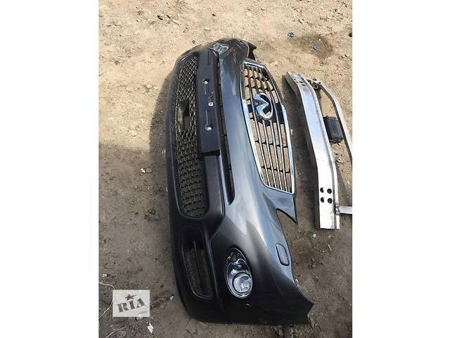 Б/у бампер передний для легкового авто Infiniti EX- объявление о продаже  в Ровно