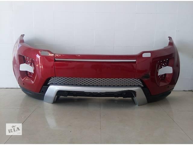 продам Б/у бампер передний для легкового авто Land Rover Range Rover Evoque 2011- бу в Львове