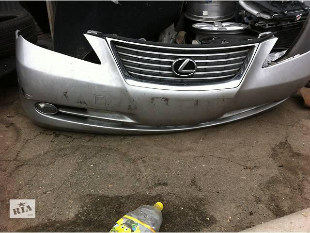 продам Б/у бампер передний для легкового авто Lexus ES бу в Ровно