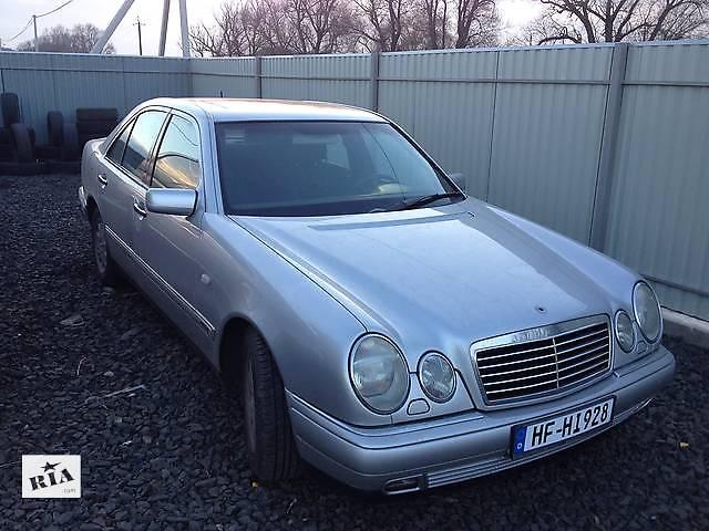 продам Б/у бампер передний для легкового авто Mercedes 210 бу в Луцке