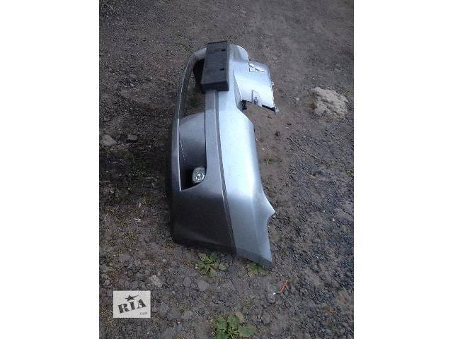 бу Б/у бампер передний для легкового авто Mitsubishi Outlander 2003-2008 р в Авдеевке (Донецкой обл.)