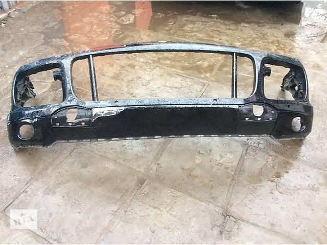 бу Б/у бампер передний для легкового авто Porsche Cayenne в Виннице