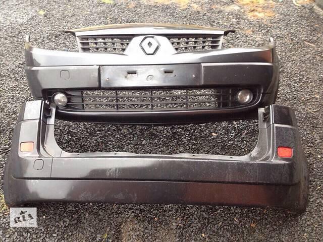 Б/у бампер передний для легкового авто(рено сценик 2)Renault Scenic- объявление о продаже  в Ровно