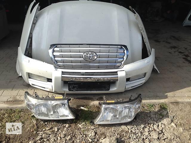 Б/у бампер передний для легкового авто Toyota Land Cruiser 200- объявление о продаже  в Ровно