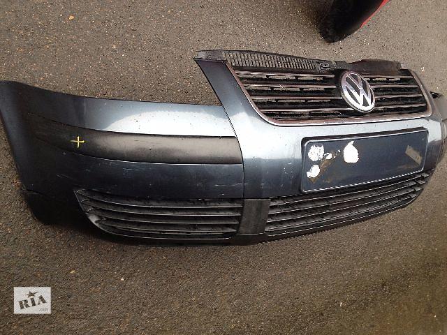 Б/у бампер передний для легкового авто Volkswagen B5- объявление о продаже  в Луцке