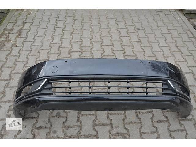 продам Б/у бампер передний для легкового авто Volkswagen Passat B7 бу в Чернигове