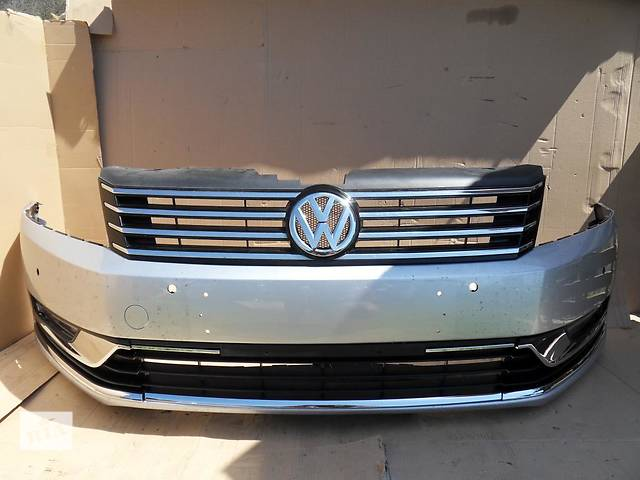Б/у бампер передний для легкового авто Volkswagen Passat B7- объявление о продаже  в Чернигове