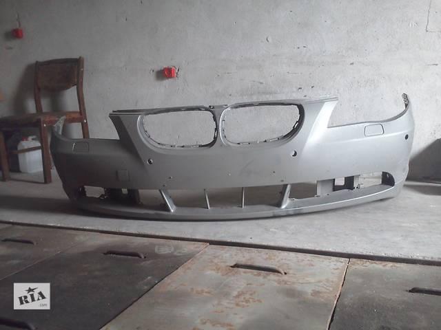 бу Б/у бампер передний для седана BMW 520 в Днепре (Днепропетровск)