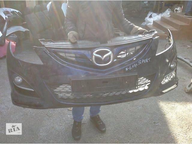 Б/у бампер передний для седана Mazda 6- объявление о продаже  в Киеве