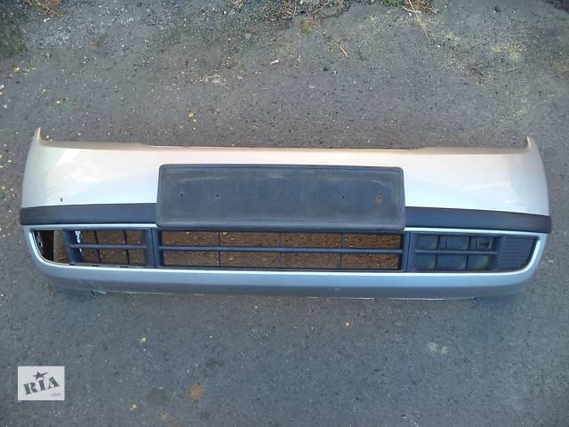 продам Б/у бампер передний для седана Skoda Fabia (99-03) бу в Луцке