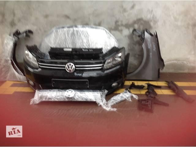 бу Б/у бампер передний для седана Volkswagen Touran в Львове