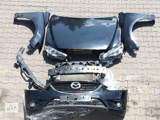 бу Б/у Бампер передний Mazda 6 2013-2014 в Киеве