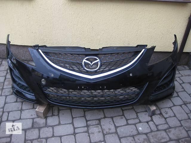 купить бу Б/у бампер передний Mazda 6 в Киеве