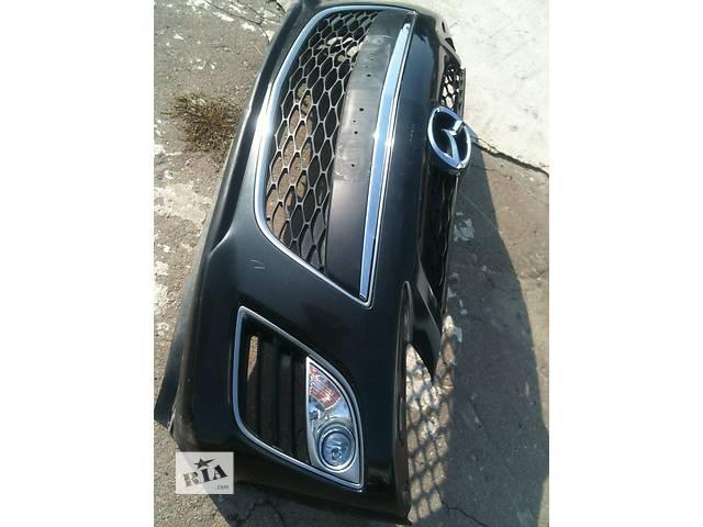 бу Б/у бампер передний  Mazda CX-7 в Киеве