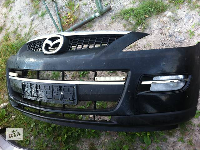 Б/у бампер передний Mazda CX-9- объявление о продаже  в Киеве