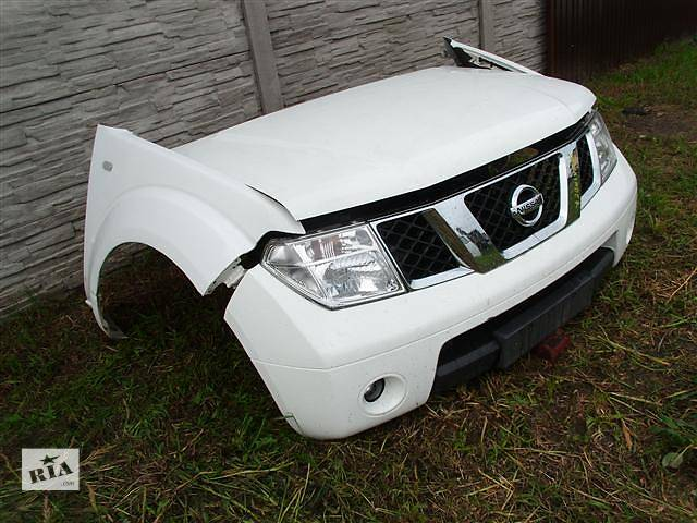 бу Б/у Бампер передний Nissan Pathfinder 2006-2010 в Киеве