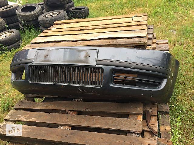 продам б/у Бампер передний Седан Skoda SuperB 2002-2007 бу в Львове