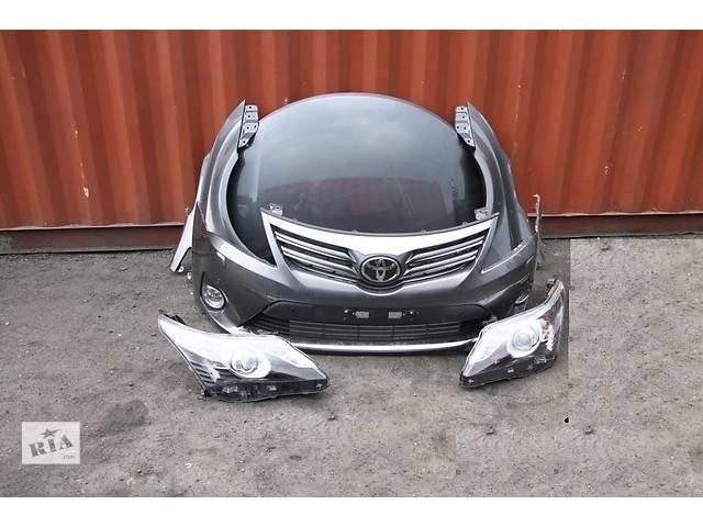 продам Б/у Бампер передний Toyota Avensis 2012-2014 бу в Киеве