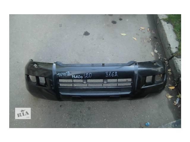 продам Б/у бампер передний  Toyota Land Cruiser Prado 120 бу в Киеве