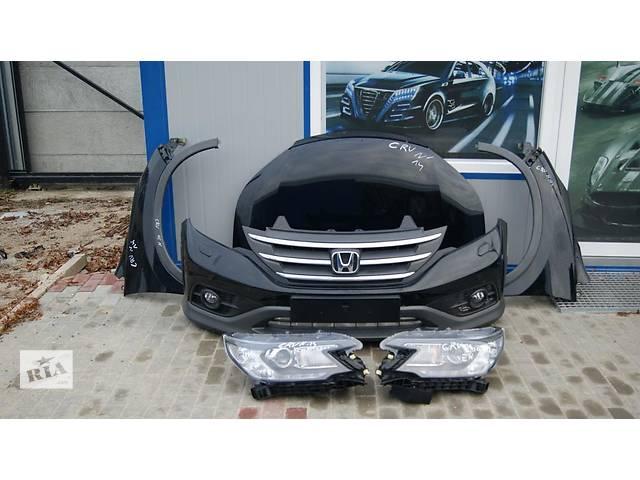 купить бу Б/у Бампер передний, задний Honda CR-V 2012-2014 в Киеве