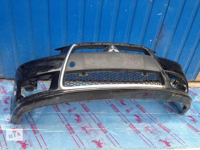продам Б/у Бампер передний, задний Mitsubishi Lanser X Sportback бу в Киеве