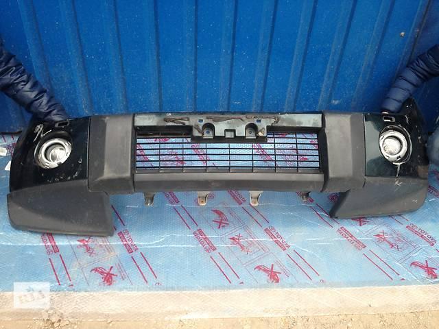 продам Б/у Бампер передний, задний Mitsubishi Pajero Wagon бу в Киеве