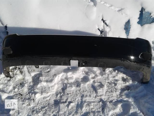 Б/у бампер задній для легкового авто Lexus RX- объявление о продаже  в Львове