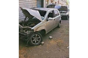 б/у Бамперы задние Chevrolet Aveo Hatchback (5d)