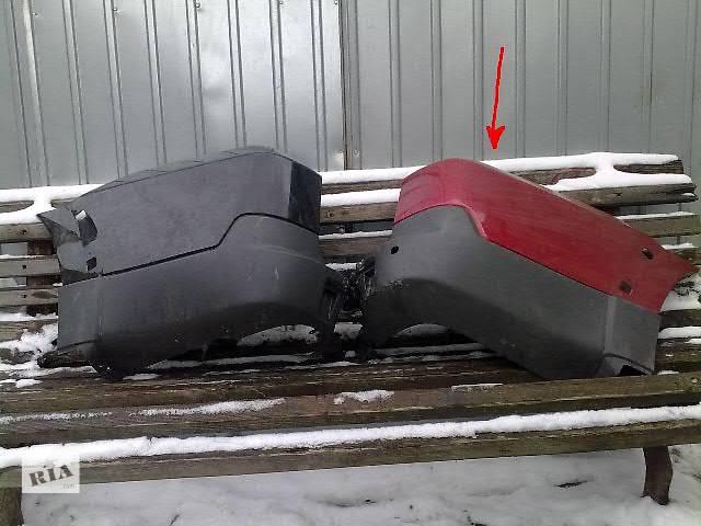 купить бу Б/у бампер задний для кроссовера Mitsubishi Pajero Wagon в Киеве