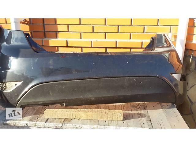 бу Б/у бампер задний для легкового авто Ford Fiesta в Киеве