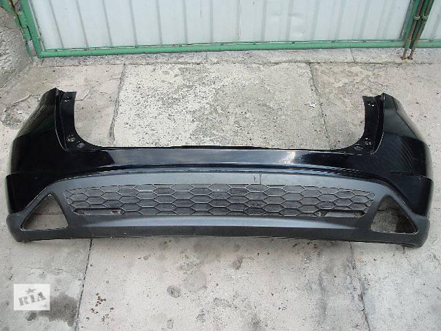 Б/у бампер задний для легкового авто Honda Civic Hatchback 5D ДЕШЕВО В НАЛИЧИИ!!!!- объявление о продаже  в Львове