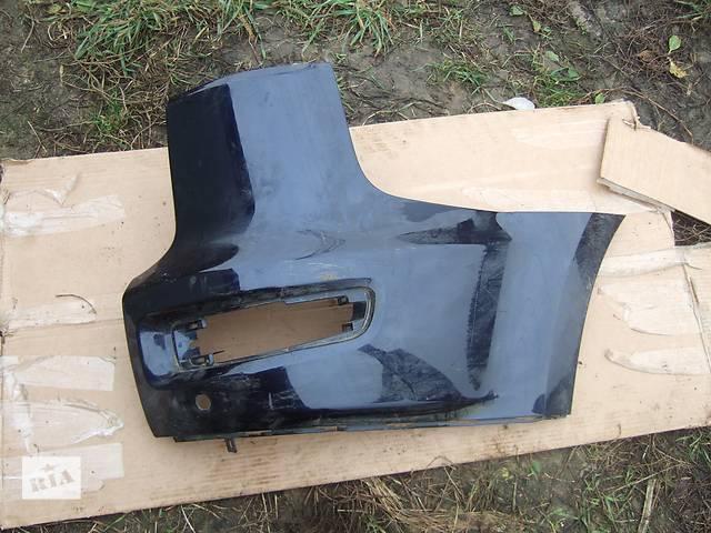 бу Б/у бампер задний для легкового авто Mitsubishi Outlander XL в Ровно