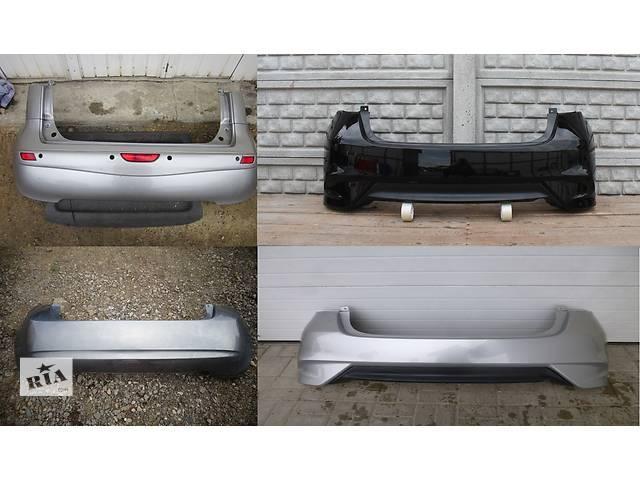 продам Б/у бампер задний для легкового авто Nissan Note бу в Львове