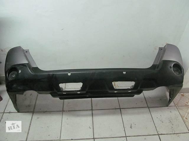 продам Б/у бампер задний для легкового авто Nissan X-Trail 2007-2010 бу в Львове