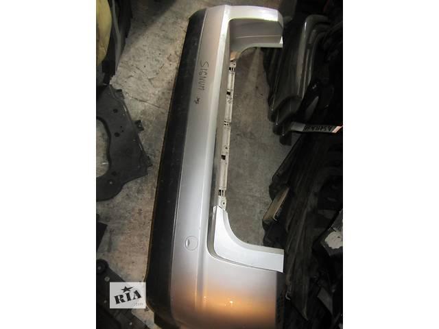 продам Б/у бампер задний для легкового авто Opel Signum бу в Киеве