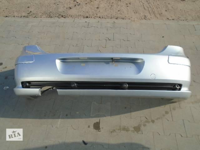 Б/у бампер задний для легкового авто Peugeot 307- объявление о продаже  в Львове
