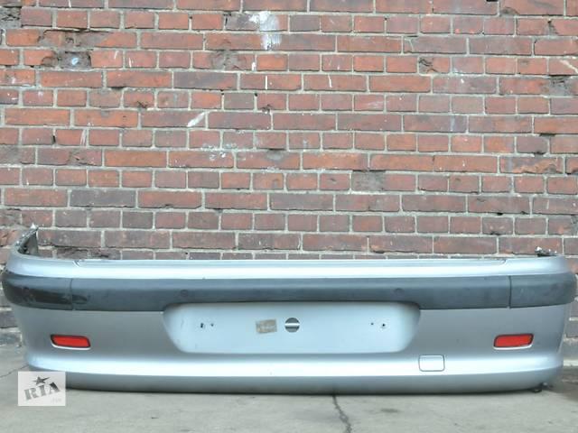 Б/у бампер задний для легкового авто Peugeot 607- объявление о продаже  в Львове