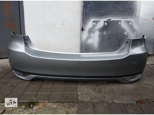 продам Б/у бампер задний для легкового авто Toyota Avensis 2012-2015 бу в Львове