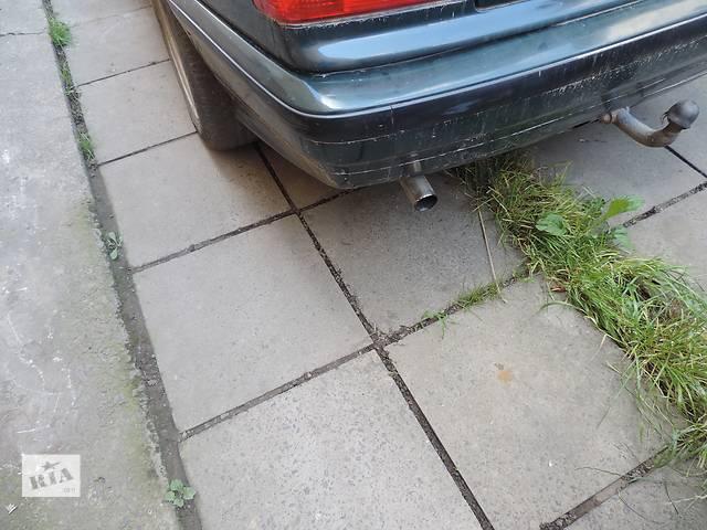 Б/у бампер задний для седана BMW 318- объявление о продаже  в Львове