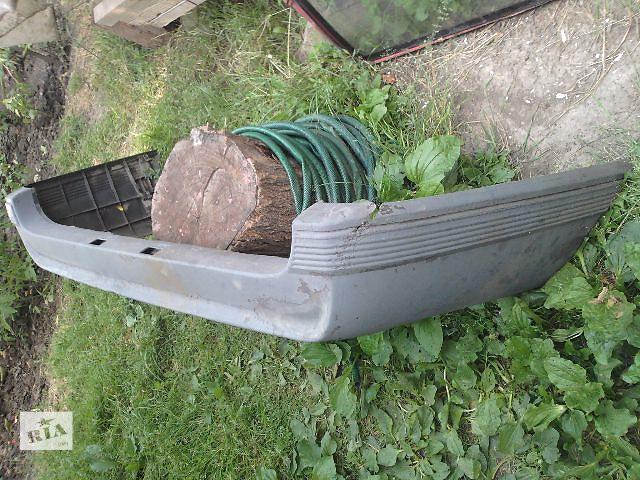 продам Б/у бампер задний для универсала Opel Kadett бу в Запорожье