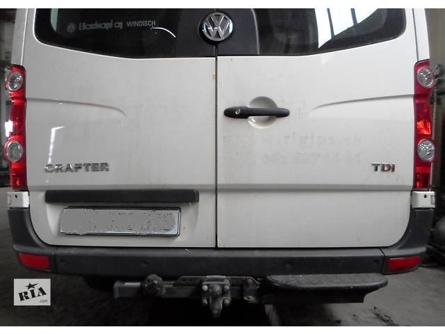 купить бу Б/у Бампер задний/передний Volkswagen Crafter Фольксваген Крафтер 2.5 TDI 2006-2010 в Рожище