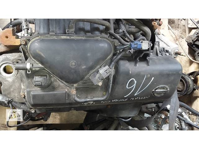 бу Б/у Блок двигателя 1,2 бензин Ниссан Микра Nissan Micra 2004 в Рожище